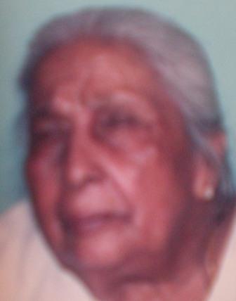 Anna Joseph (Annamma/ Achamma)